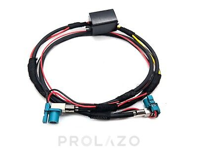 Retrofit CID cable for BMW EVO unit to NBT monitor WW