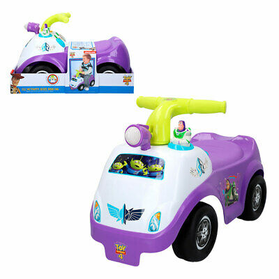 Correpasillos infantil sin pedales Disney Toy Story 4 Buzz Lightyear + 12 meses