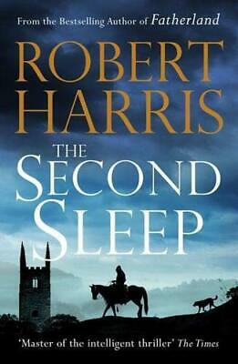 *SIGNED* The Second Sleep by Robert Harris