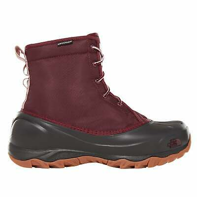The North Face Tsumoru Womens Boots - Fig Burnished Lilac All Sizes