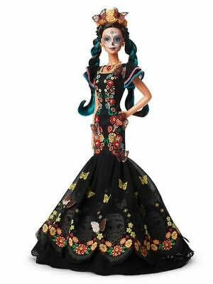 Barbie Dia de Muertos Day of Dead Mexico IN STOCK NOW  Limited Edition Mattel