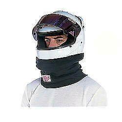 Simpson Safety 23012BK Nomex Helmet Skirt SFI 3.3/5 in Black