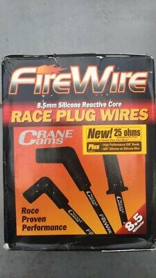 CraneCams FireWire 8.5mm Ignition Leads MPN 255-0081