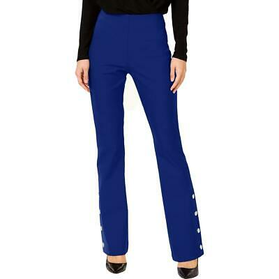 INC Womens Mid-Rise Pull On Business Casual Bootcut Pants Trousers BHFO 8573