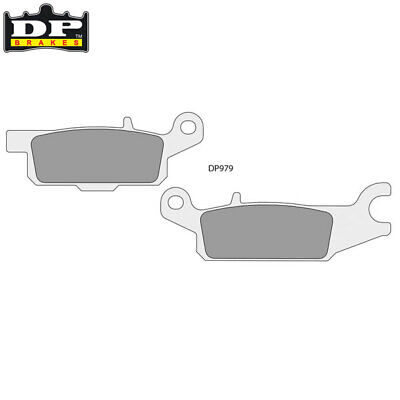 DP Sintered Off-Road/ATV Front Left Brake Pads DP979 Yamaha YFM 250 RD 2013-2014