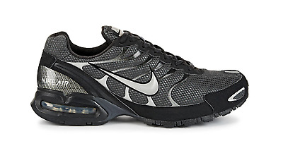 New NIKE AIR MAX TORCH 4 - Black Silver Mens Shoes Sneakers r2