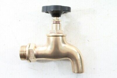 """Old Faucet Rooster Brass Faucet Old Vintage 1 """""""