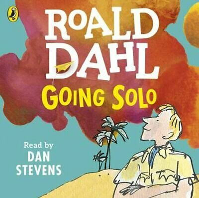 Going Solo by Roald Dahl 9780141370392   Brand New   Free UK Shipping