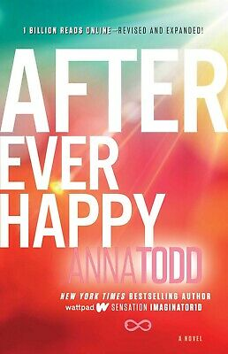 After Ever Happy by Anna Todd (English) NEW Paperback Free Shipping