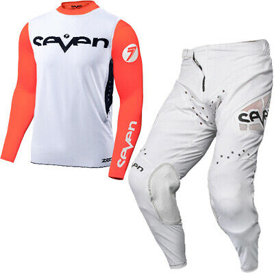 Seven Mx Zero Staple Coral White Kit Combo