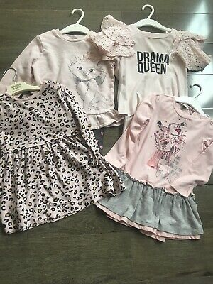Girls 2-3 Outfit Sets Guess, river Island, George Clothes