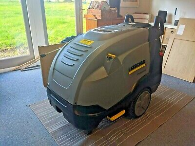 Karcher Professional HDS 12/18-4S Hot Stream Pressure Washer 3 phase 180 Bar