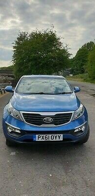 KIA SPORTAGE 1.7 crdi 2012 MANUAL 6 SPEED