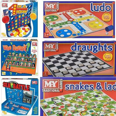Board Games Traditional Classic Family Kids Board Games Toy Game