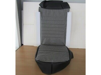 Porsche 914 houndstooth seat cover kit the ultimate