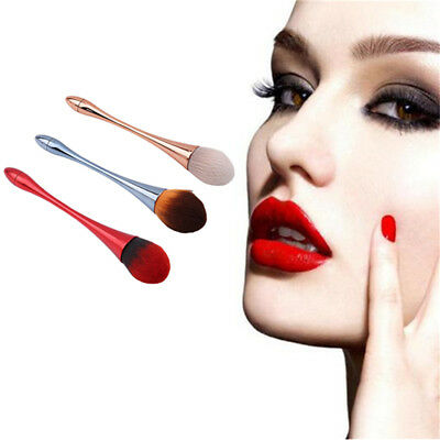 1PC Mini Makeup Brush Toiletries Foundation Single Loose Powder Brushes Tools