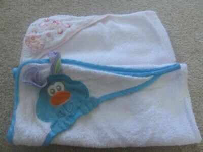 Baby's Hooded Towels