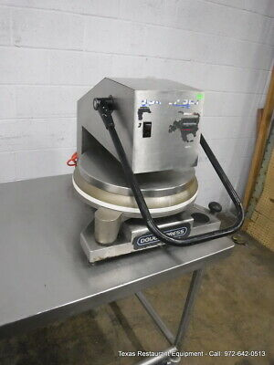Somerset Doughpress SDP-747D Countertop Pizza Dough Press 120 Volts
