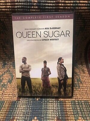 Queen Sugar: The Complete First Season (DVD, 2017, 3-Disc Set)
