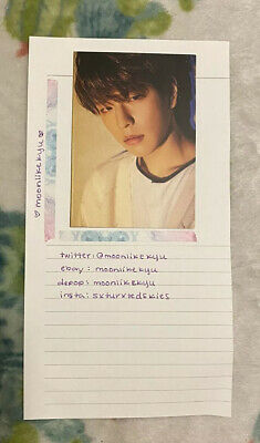 STRAY KIDS Cle: 2 Yellow Wood Seungmin Official Limited Pre order Photocadd