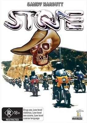 Stone ( Dvd 2009 ) New And Sealed