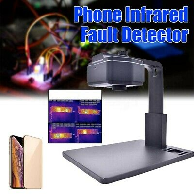 Phone Infrared Thermal Imager Analyzer PCB Motherboard Fault Diagnosis Detector!