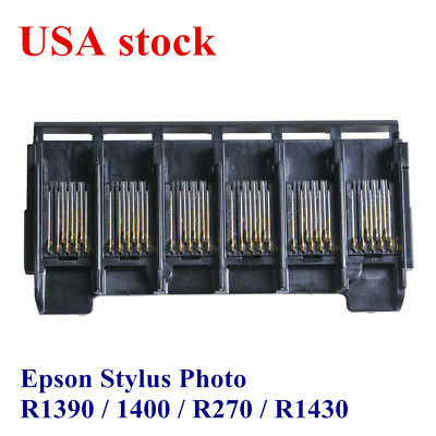 USA Stock Epson Stylus Photo R1390 Cartridge Chip Board (CSIC)-1454340