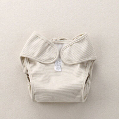 Reusable Nappy Washable Baby Pocket Diaper Popper Adjustable Wrap AS