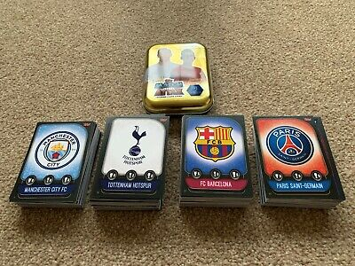Match Attax 19/20 2019/20 Full Set Of All 256 Base Cards, Limited Edition & Tin