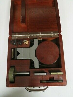 Pratt & Whitney Supermicrometer Lapping Kit - model 202-300 - Rarely used - NP6