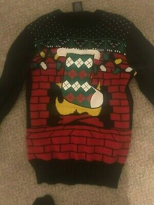 Ugly Christmas Sweater Men Women Small S Holiday Gift