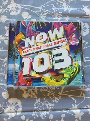 now thats what i call music 103 cd