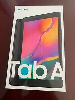 "Samsung Galaxy Tab A 8.0"" 32 GB SM-T290 Tablet Black"