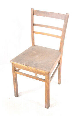 Beautiful Old Wood Chair Wooden Chair Chair Vintage Design - Retro