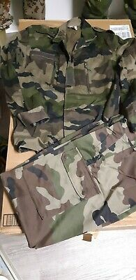 French military army CCE camo uniform set