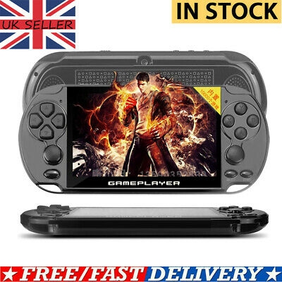 PSP Portable Handheld Video Game Console 128 Bit Retro 10000+ Games PLAYER at