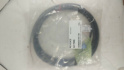 1 New Keyence Sz-P5Ns Output Cable, 5M/16.40', Npn For Sz-01S Nip **Make Offer**