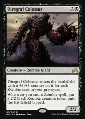 Diregraf Colossus - Magic: the Gathering Shadows over Innistrad