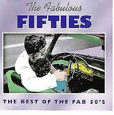 Various The Fabulous Fifties The Best of The Fab 50's 2-Disc Set CD Album VGC