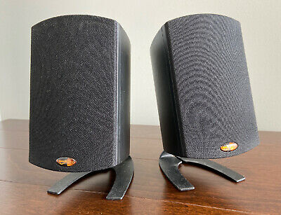 Set of 2 Klipsch ProMedia 2.1/4.1 THX Certified