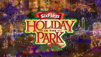 Two (2) Six Flags Magic Mountain Single Day 2019 tickets e-delivery