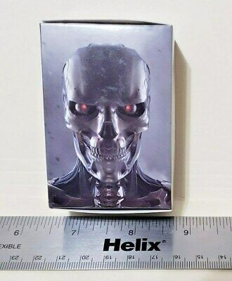 Lot 2x IMAX Terminator Dark Fate (2019) 2.5 Inch Collectible Figure New Regal