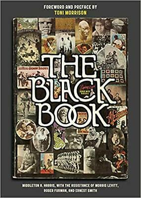 The Black Book HARDCOVER – 2019 by Middleton A. Harris