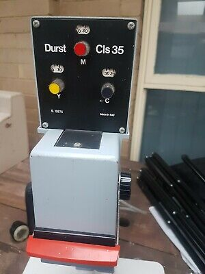 Durst enlarger Cls35 Made in Italy