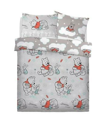 Winnie The Pooh Clouds Limited Edition Duvet Cover Sets Reversible Bedding Sets
