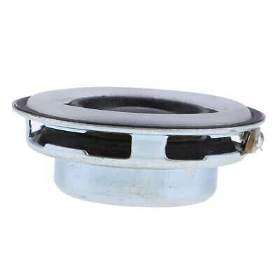40mm 4Ohm 3W Full Range Audio Speaker Round Loudspeaker 19 Coil Light Weight