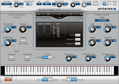 Antares AutoTune Evo VST Download Link Plugin for Mixing Software For Windows
