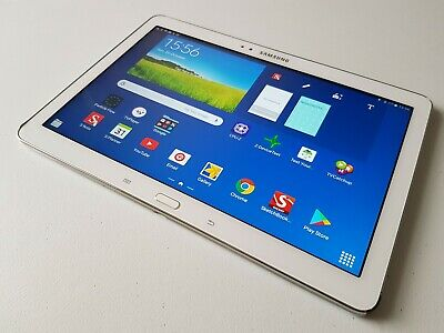 SamsungGalaxy Note 2014 10.1 inches 16GB Tablet - Classic White - SM-P600