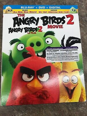 The Angry Birds Movie 2 Canadian ** Digital Code **