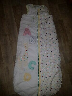 18-36 month sleeping bag 2.5 tog By Mothercare
